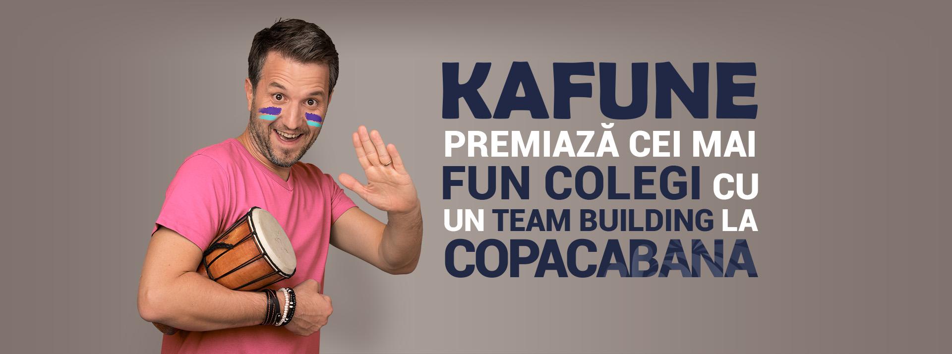 KAFUNE - TEAM BUILDING - COPACABANA