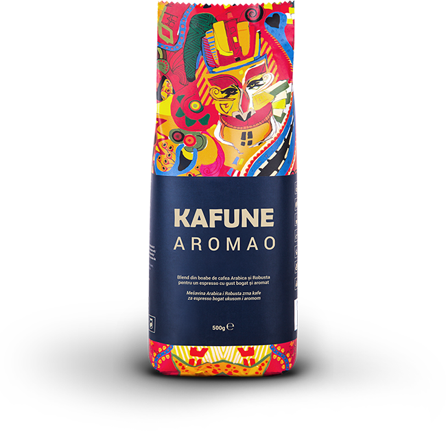 cafea kafune aromao fun coffee