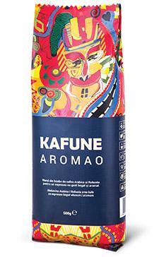 cafea boabe kafune aromao