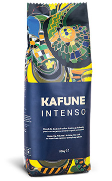 cafea boabe kafune intenso