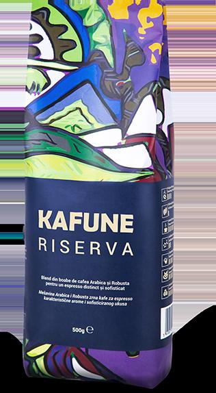 cafea boabe kafune riserva