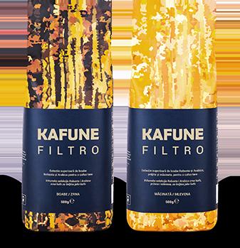 cafea kafune filtro