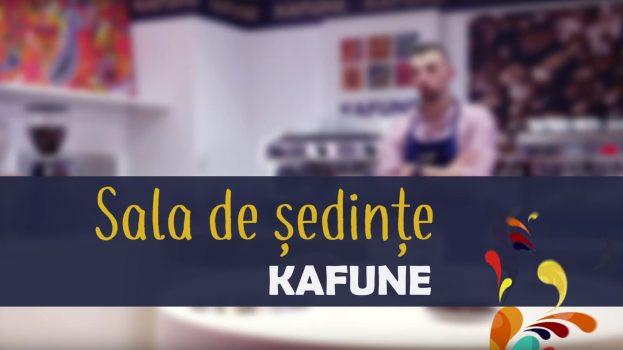 KAFUNE fun coffee – ce ti-am pregatit pentru team building Copacabana